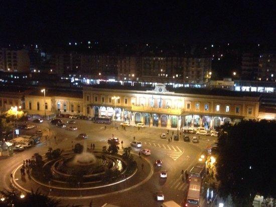 Grand Hotel Leon d'Oro: Vista dal 9 piano