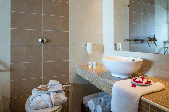 Aktia Lounge Hotel & Spa : Bathroom