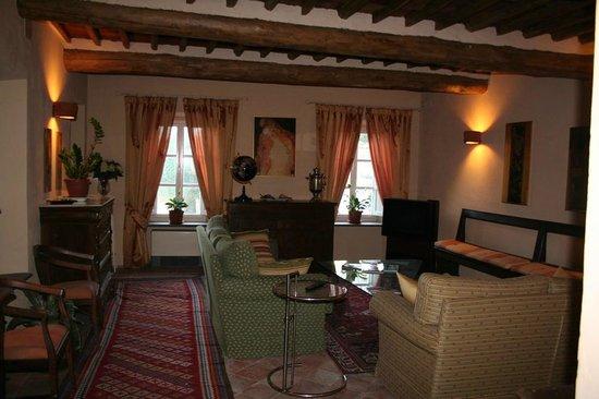Hotel Villa Volpi : sala