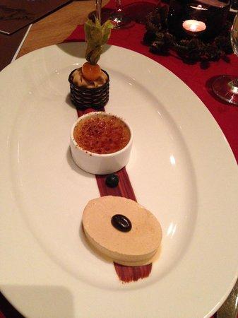 Bergblick Ferienhotel: Desserttraum