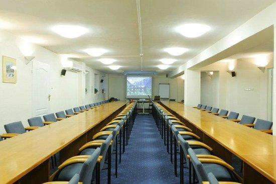 Kolejarz: sala konferencyjna
