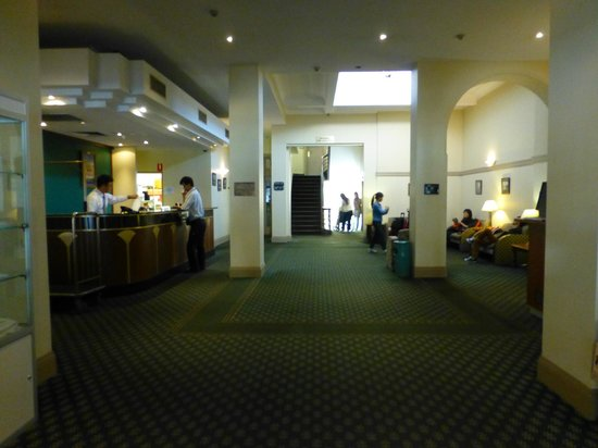 Criterion Hotel Perth : Criterion Hotel - Lobby