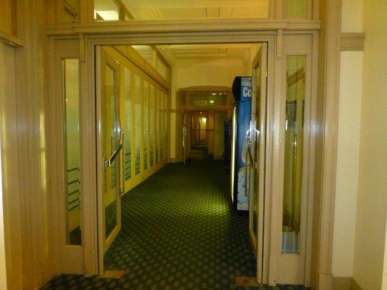 Criterion Hotel Perth: Criterion Hotel - Zimmerflur im Erdgeschoss