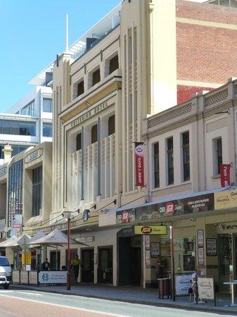 Criterion Hotel Perth : Criterion Hotel