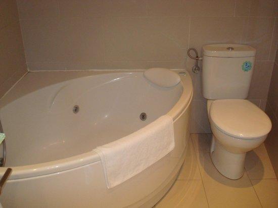 Coronado Hotel: Baño