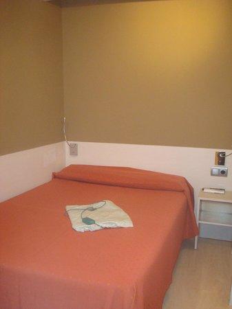 Coronado Hotel: Habitación