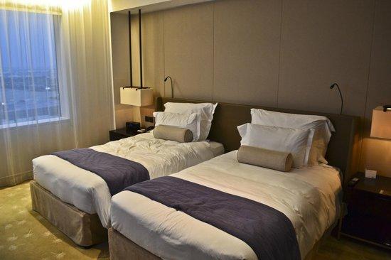 InterContinental Dubai Festival City: my room 2116