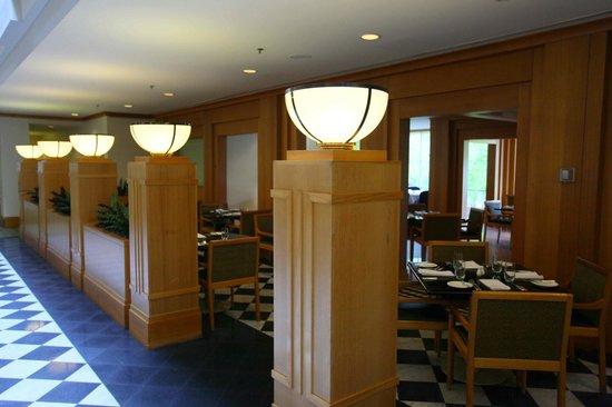 Hyatt Hotel Canberra: Restaurant