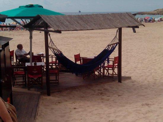 Nuria: La spiaggia