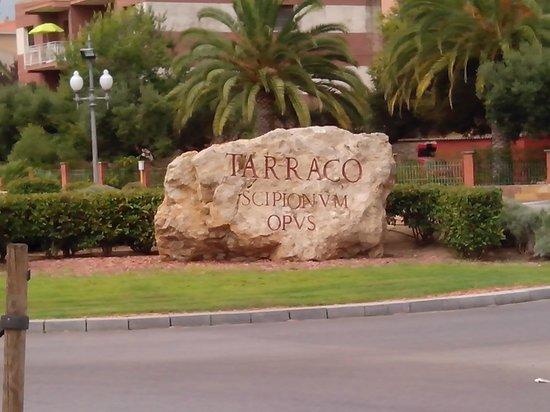 Nuria: Tarraco vi dà il benvenuto