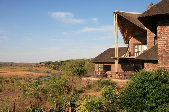 Ngwenya Lodge: View of the Resort