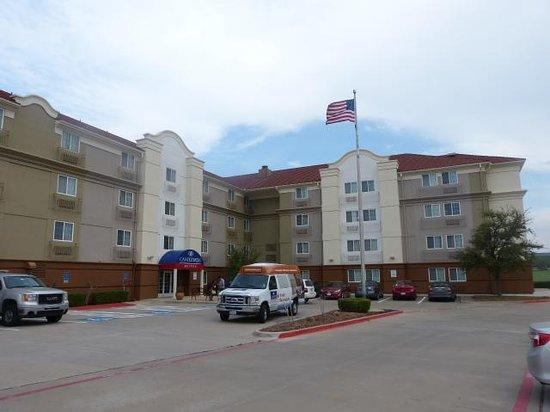 Candlewood Suites Dallas, Las Colinas : Hotel Exterior