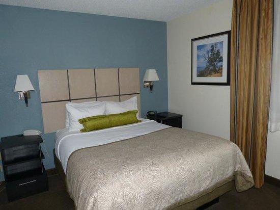 Candlewood Suites Dallas, Las Colinas: Bedroom
