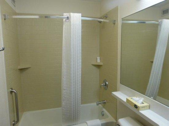 Candlewood Suites Dallas, Las Colinas: Bathroom