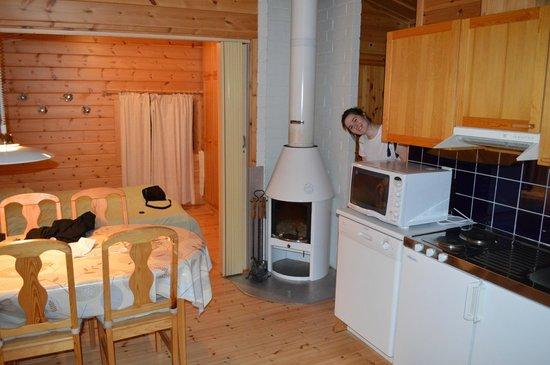Hotel Jeris: Cottage type A