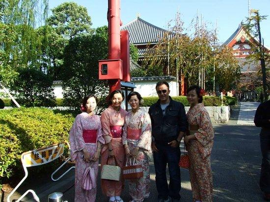 Asakusa Shrine : 6