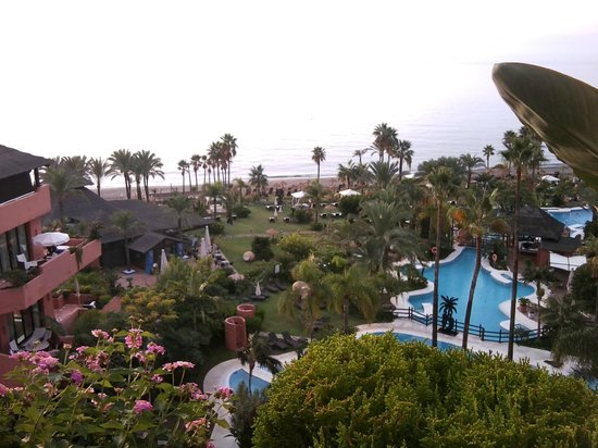 Kempinski Hotel Bahía: Kempinski coté jardin & plage