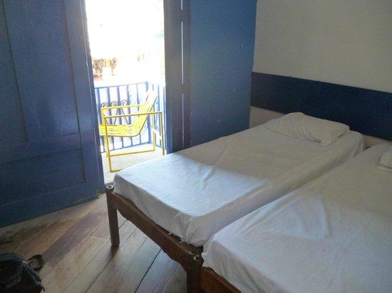 Hotel Estrella: Bedroom