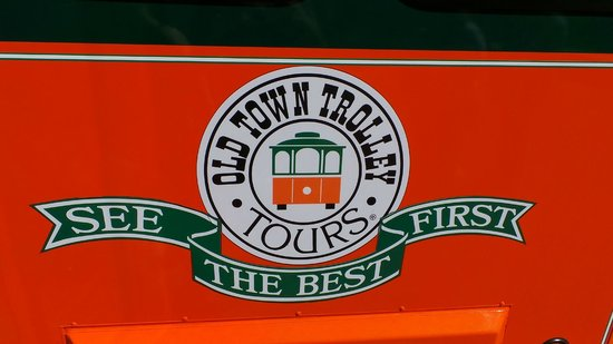 Old Town Trolley Tours of Washington DC: Trolley logo