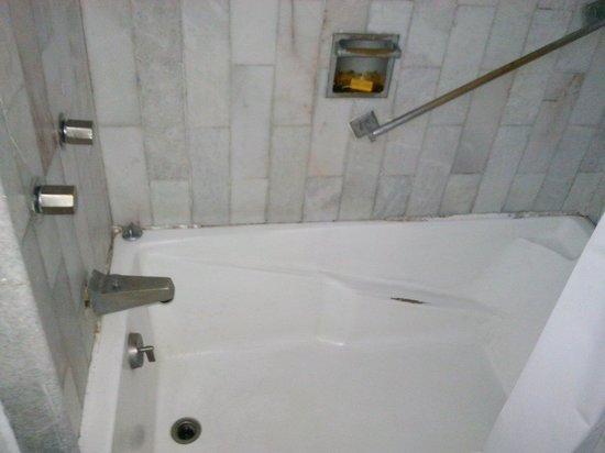 El Mirador Acapulco Hotel: El baño
