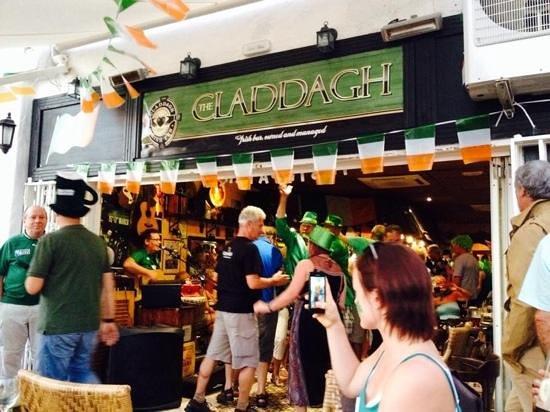 Claddagh : paddys day 2014