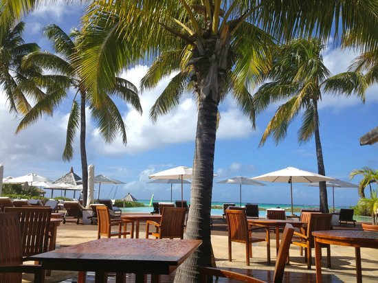 COMO Parrot Cay, Turks and Caicos : asian restaurant terrace