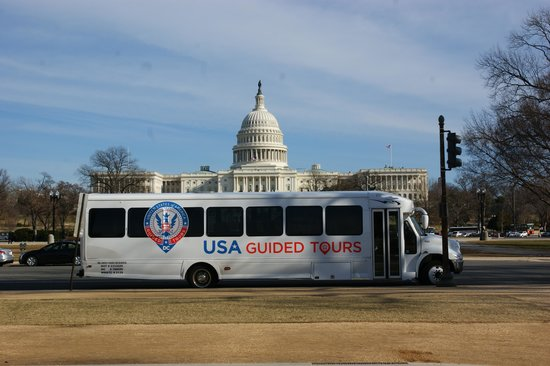 USA Guided Tours: US Capitol
