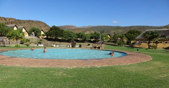 Calitzdorp, جنوب أفريقيا: Calitzdorp Spa