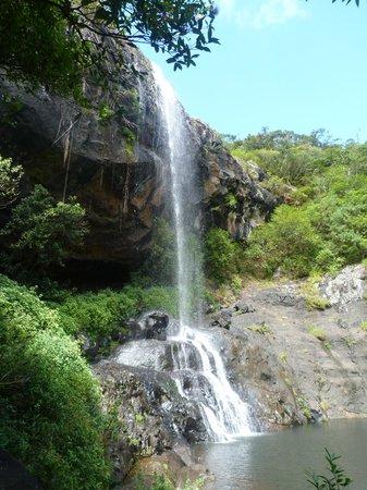 Riviere Noire: La première cascade
