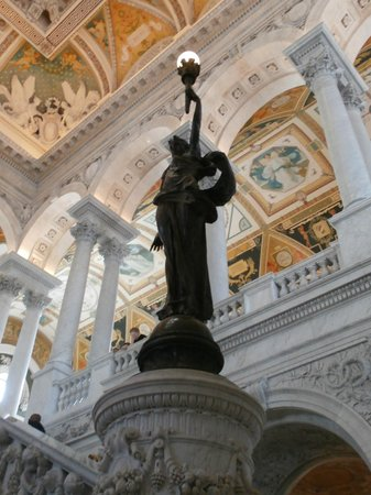Bibliothèque du Congrès : Librarty of Congress tribute to Electricity