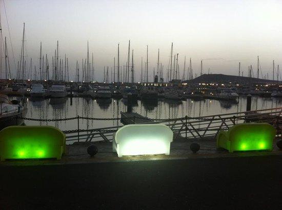 Blue Note Lanzarote: Marina Playa Blanca