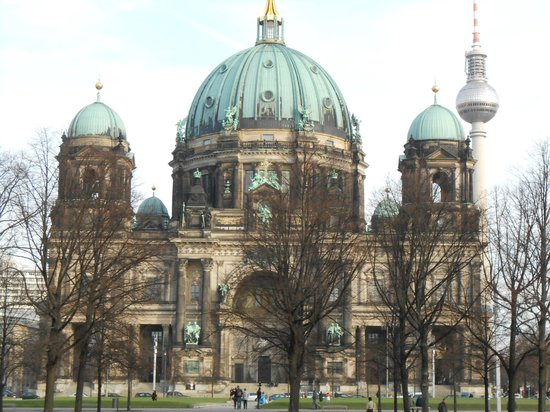 Berliner Dom: Berlin Cathedral 1