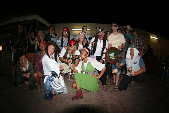 Nomad Ocean Adventures: Pirate party
