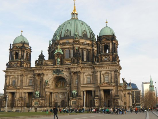 Berliner Dom: Berlin Cathedral 2
