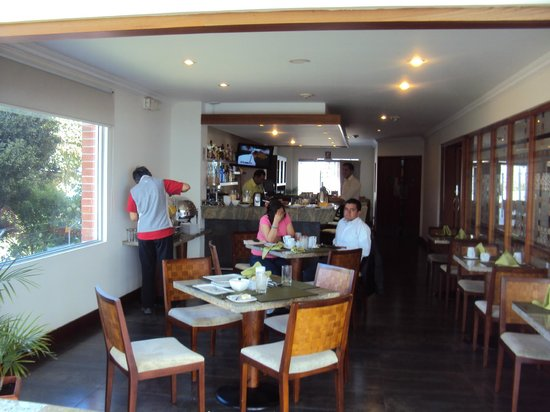 Stubel Suites and Cafe : Comedor