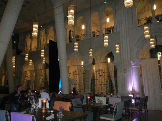 Mercure Poitiers Centre Hotel : Restaurant