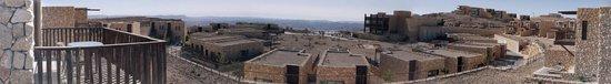 Beresheet : Panoramic view from the room