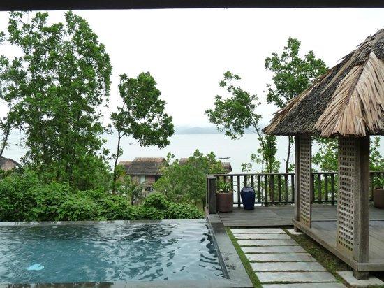 Vedana Lagoon Resort & Spa : Vedana - Vue de la villa sur la lagune