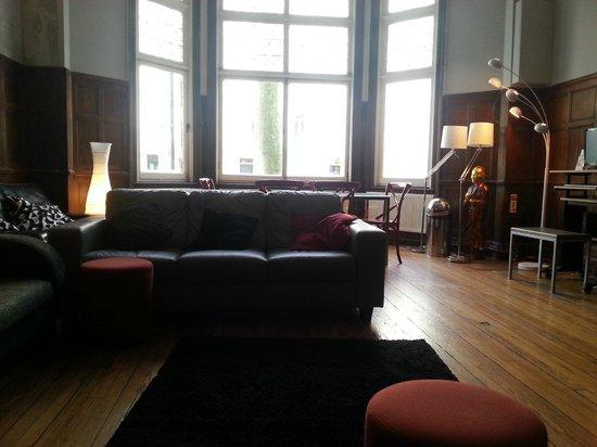 Astor Hyde Park Hostel : Sala comune