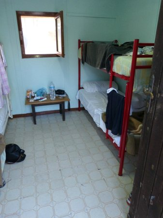 Camping La Mariposa: Bedroom in Bungalow