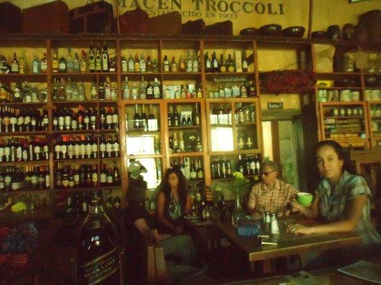 Almacen Troccoli: Hermoso lugar!