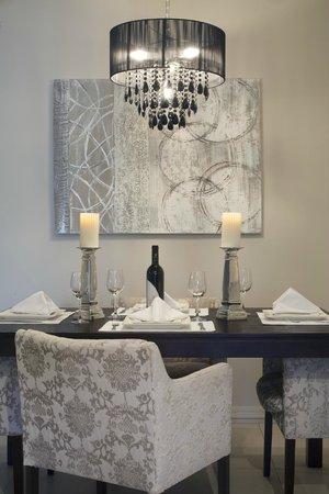 Devonvale Golf & Wine Estate: Suite Dinning Room