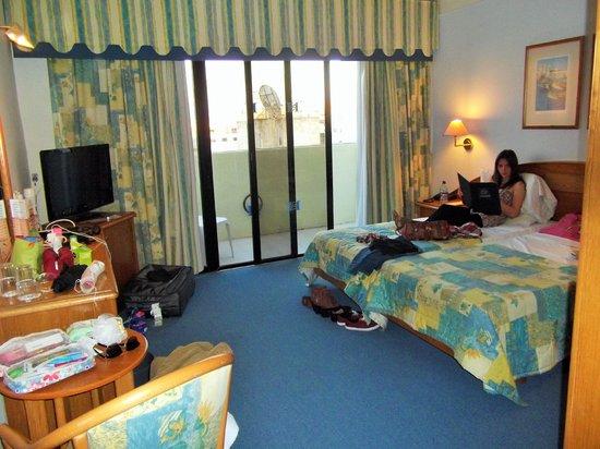 Hotel Santana : Floor 4 room
