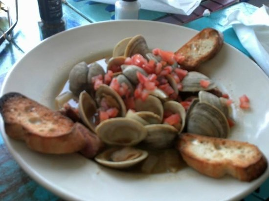 Fishy Fishy Cafe: Excellent Brunswick Clams