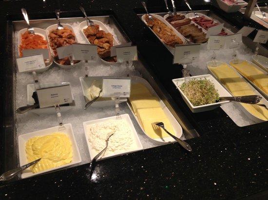 Scandic Parken: Frokostbuffet