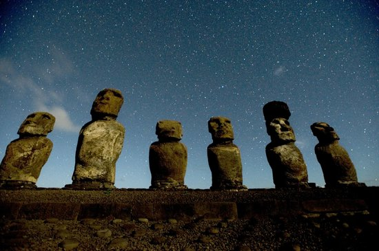 explora Rapa Nui - All Inclusive: Moai Statues