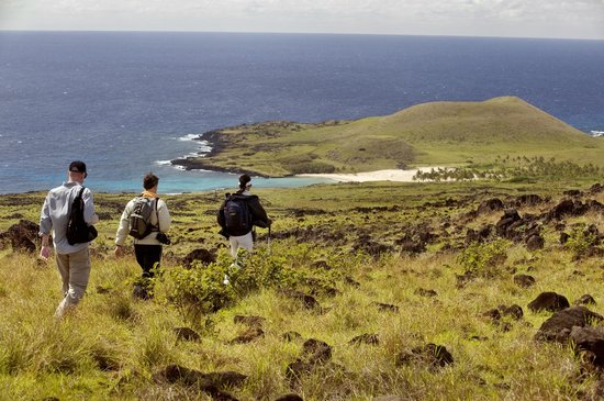 explora Rapa Nui: Outdoor activities