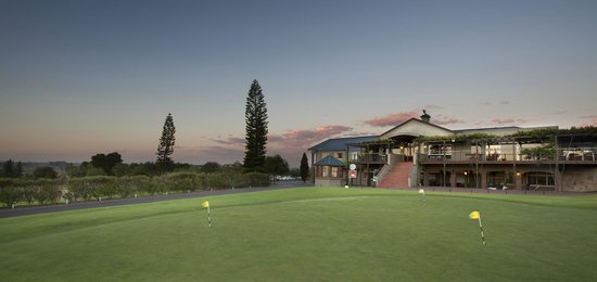 Devonvale Golf & Wine Estate: Club House