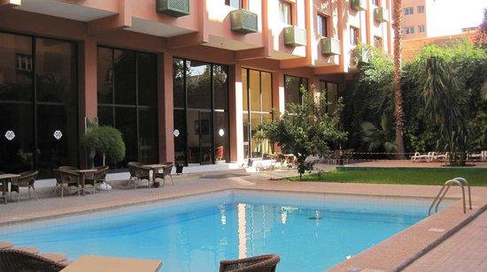Meriem Hotel : hall