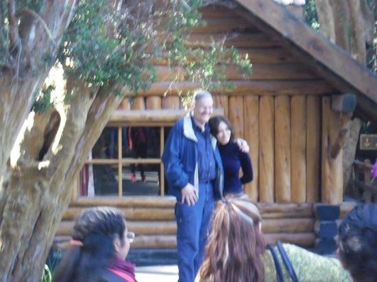 Disney's Cabin: Dos turistas
